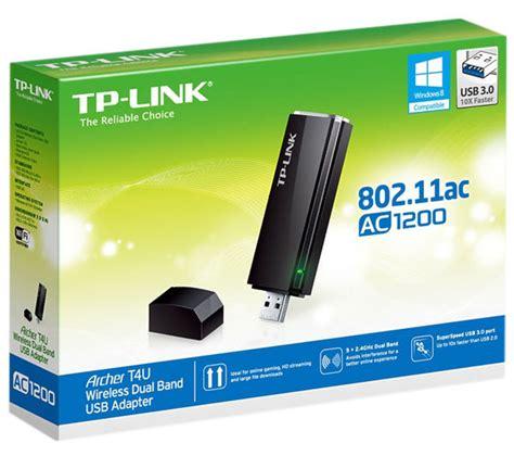 Ac1200 Wireless Dual Band Usb Adapter Archer T4u tp link archer t4u usb wireless adapter ac1200 dual band