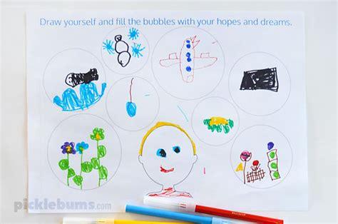 Hopes And Dreams Printable