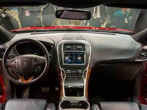 Lincoln Mkz Interior Photos 2016 Lincoln Mkx Crossover Has Global Aspirations Kelley