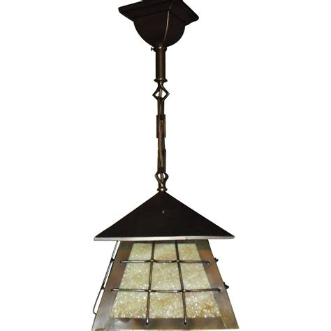arts and crafts pendant lighting arts and crafts pendant lighting choice image home and