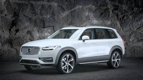 volvo xc90 luxury volvo xc90 luxury suv styling kits and accessories