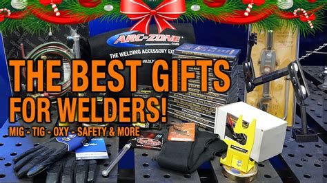 the 12 days of holiday gifts for welders youtube
