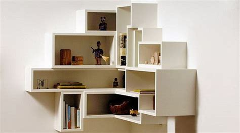 50 attractive corner wall shelves design ideas for living