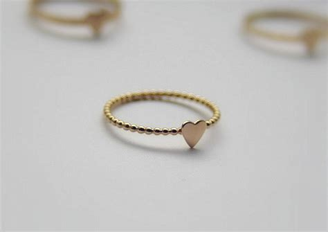 gold filled stacking ring ring bridal jewelry
