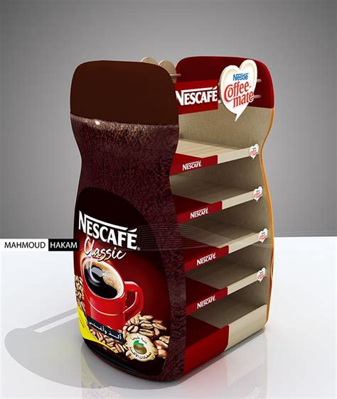 Nescafe Coffee Mate nescafe coffee mate on behance stands
