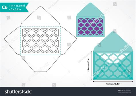 envelope pattern vector envelope pattern diy liners for your wedding invitation