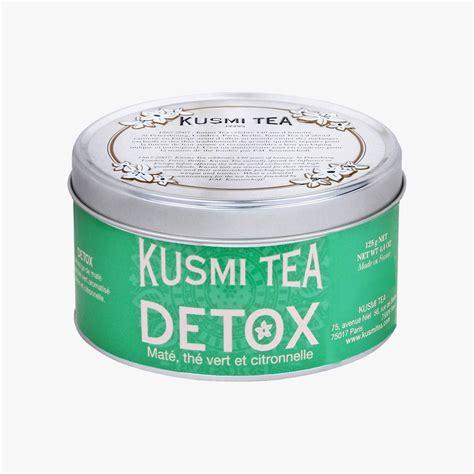 Kusmi Tea Detox Prix by Detox Entre No 235 L Et Nouvel An Santa Mila