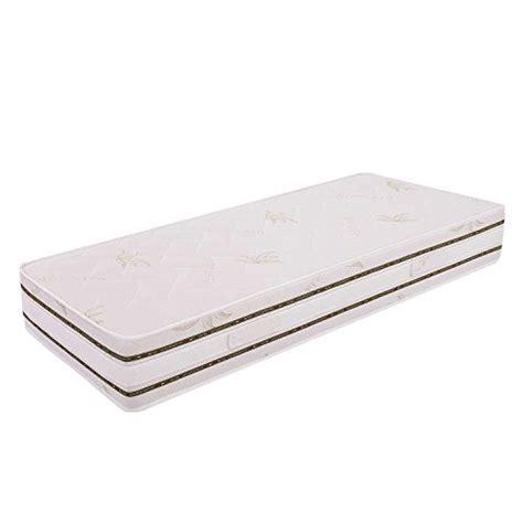 altezza materasso materasso multionda altezza 18 cm arcobaleno memory gel