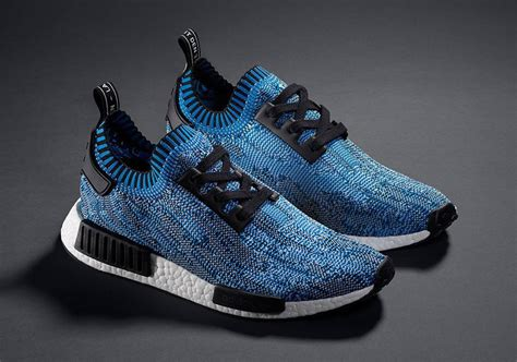 Sepatu Adidas Nmd R1 Prime Knit Yellow Pack Premium Original the adidas nmd r1 primeknit quot camo quot pack releases this