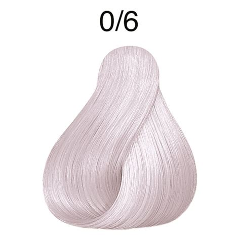 Hair Color Fresh by Wella Colour Fresh Silver Violet 0 6 75ml Free Shipping
