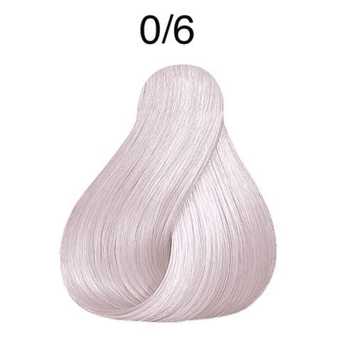 hair color fresh wella colour fresh silver violet 0 6 75ml free shipping