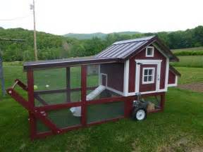 Build Your Own Nightstand How To Build A Chicken Tractor Diy Projects For Everyone