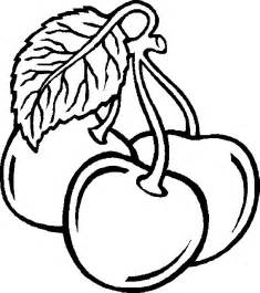 imagenes de frutas para colorear dibujos para colorear de frutas plantillas para colorear