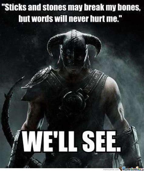 Meme Skyrim - the best skyrim memes on the internet