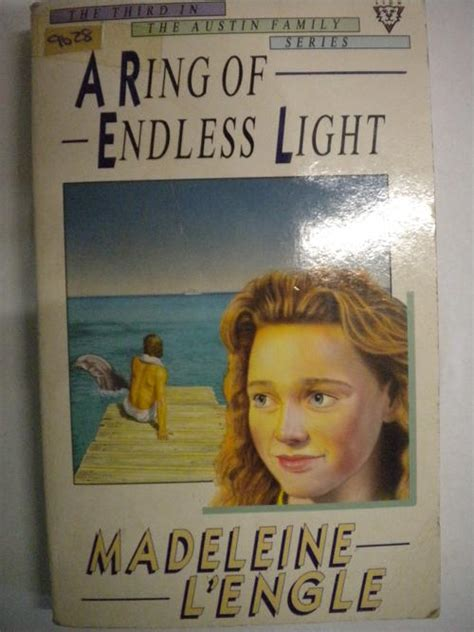 general fiction a ring of endless light by madeleine l
