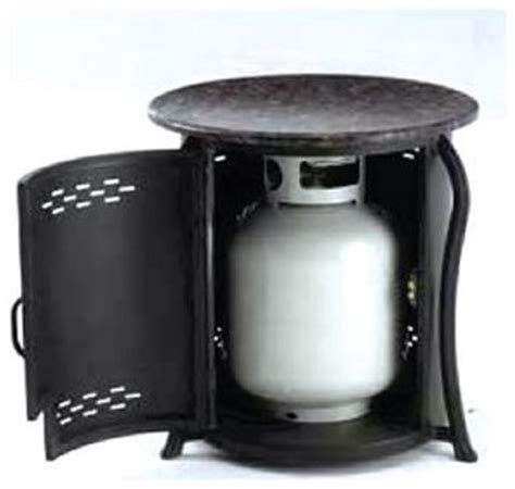 propane tank cover table propane tank cover end table contemporary outdoor side