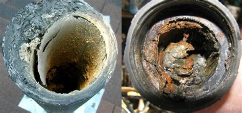 Plumbing Vent Pipe Clogged by Sewer Smell Anta Plumbing