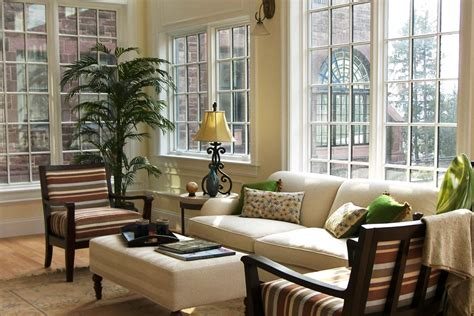 Handcrafted And Eclectic Styles Dominate Furniture Trends Indoor Sunroom Furniture Ideas
