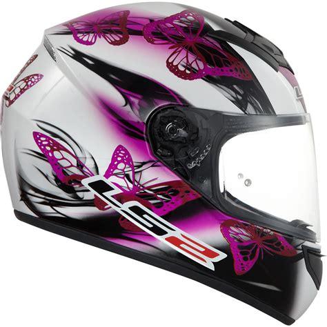 purple motocross helmet ls2 ff351 38 flutter full face racing motorbike motorcycle