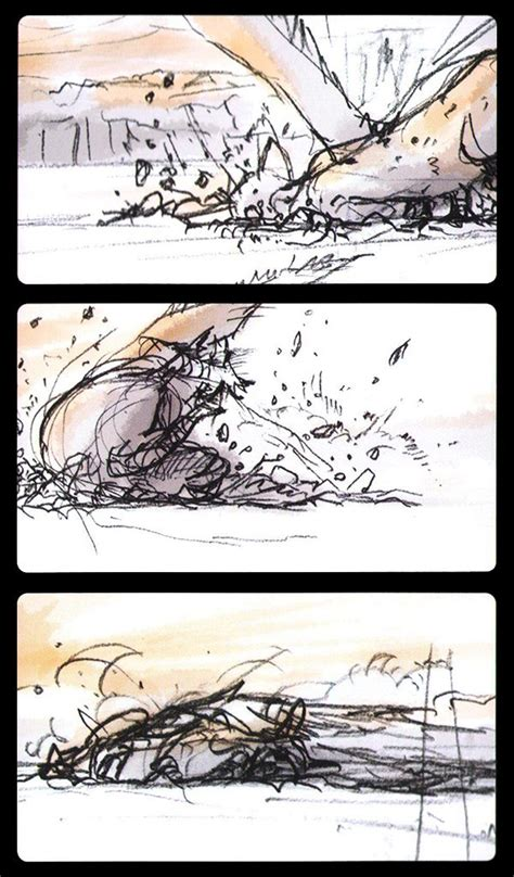 Culture Sketches 6th Edition by The Last Guardian Cutscene Storyboards Anim