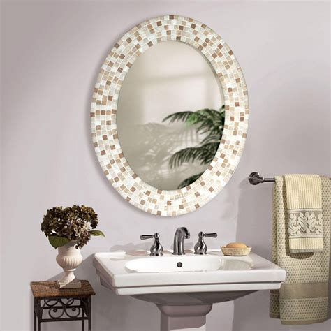 pinterest bathroom mirror ideas decorative oval mirror for bathroom mirrors pinterest