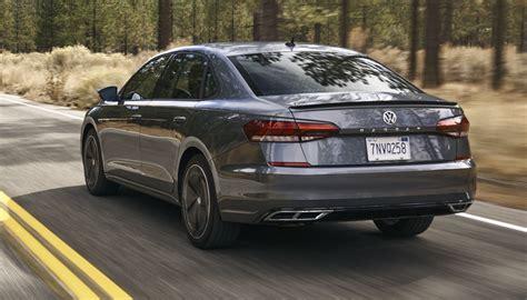 Volkswagen 2020 Lineup by 2019 Detroit Auto Show 2020 Volkswagen Passat The Daily