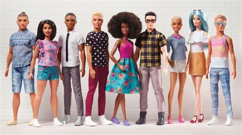 Pret Reporteur An American Fashionista Living In The Secret Of St Germain Second City Style Fashion by Mattel Gives Ken Dolls A Diverse Makeover
