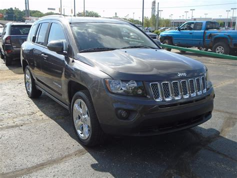 Wetzel Jeep New 2017 Jeep Compass Latitude 4d Sport Utility In