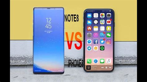 samsung galaxy note   iphone  full comparison youtube