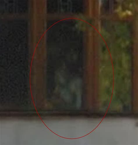 google images ghost paranormal cannock chase google street view reveals