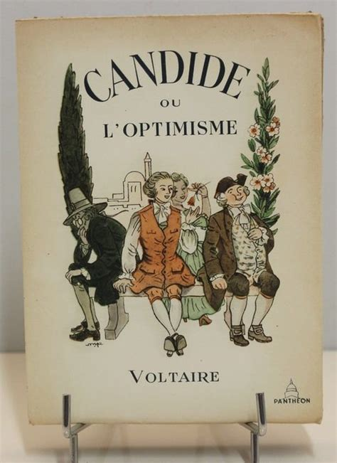 1359867953 candide ou l optimisme voltaire candide ou l optimisme 1948 catawiki
