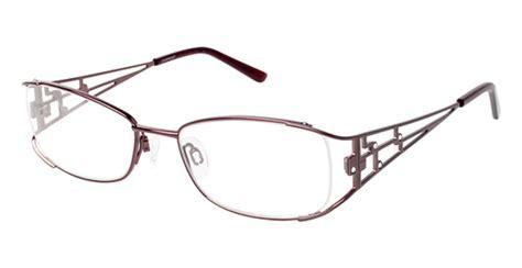 charmant titanium ti 12098 eyeglasses frames