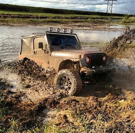 muddy jeep 17 best images about love mud on pinterest chevy trucks