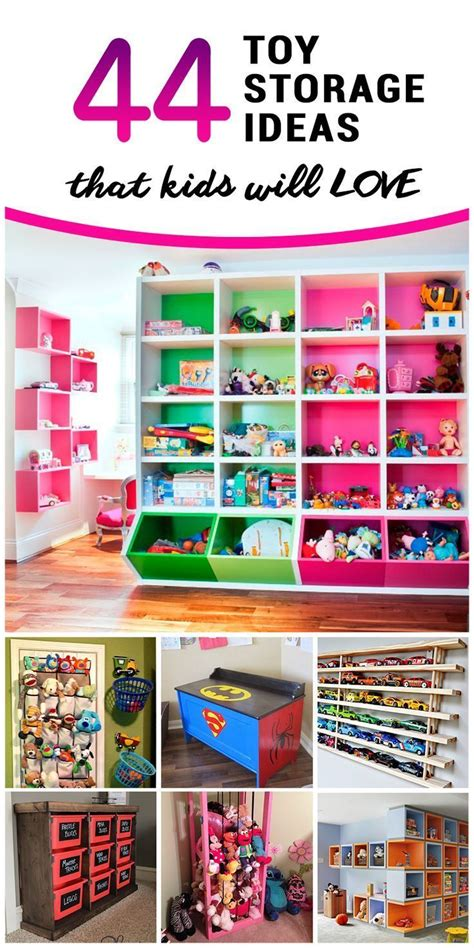 toy organization ideas 1000 ideas about diy toy storage on pinterest kids