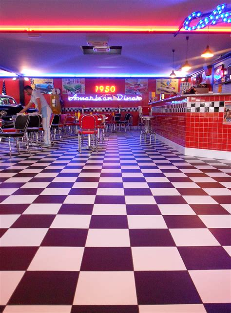 1950s background 1950 s american diner in florence no really in