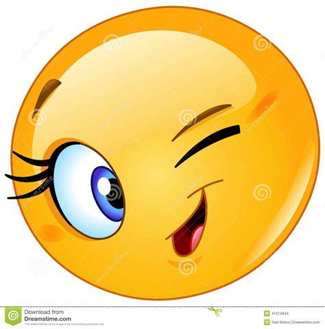 winking smiley face emoticon wink smiley face clip art newhairstylesformen2014 com