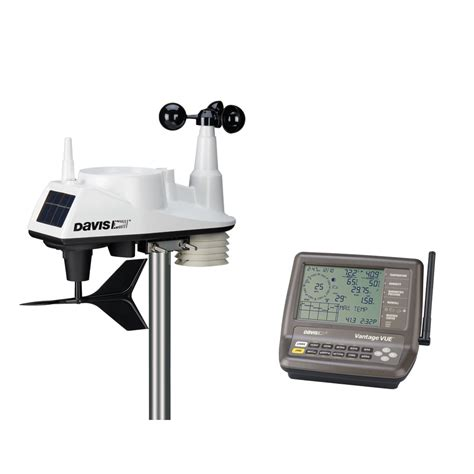 davis vantage vue 174 wireless weather station