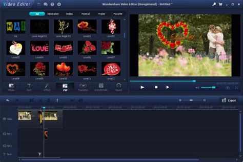 Easy To Use Video Editing Software With Nice Features Wondershare Editor Templates