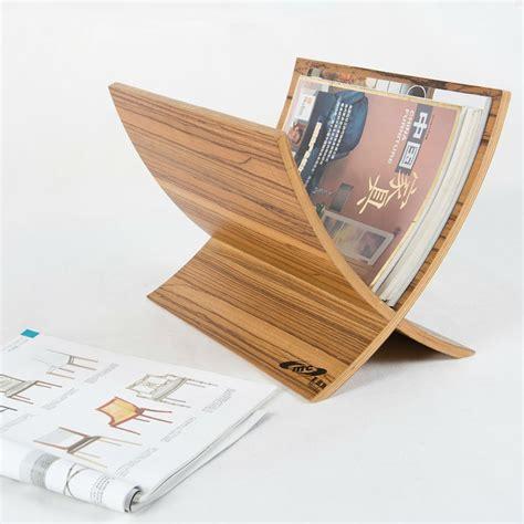 Magazine Holders For Bookshelves Nordic Style Magazine Rack Magazine Holder Bookcase Book
