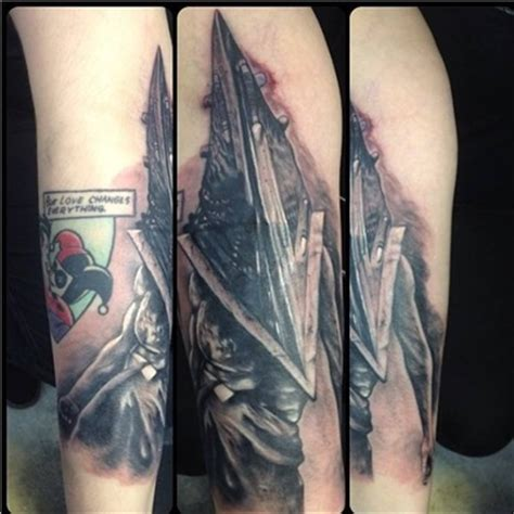 silent hill tattoo below is a collection of fan s
