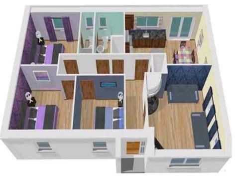 desain kamar rumah sederhana contoh desain rumah sederhana 3 kamar tidur minimalis