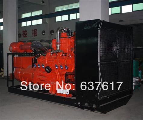 20kw to 500kw biomass wood gasifier generator in gas
