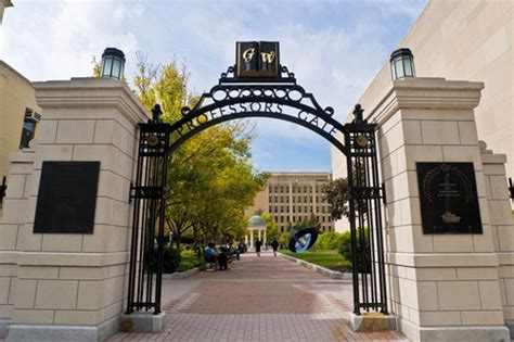 George Washington Executive Mba Ranking by George Washington Gwu Photos Us News Best