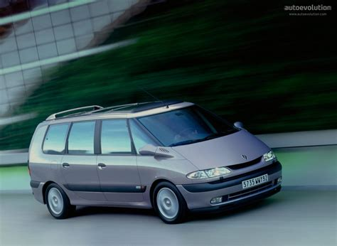 renault mpv renault espace cars specifications technical data