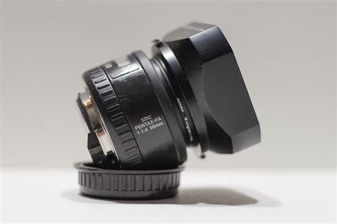 Pentax Lens Smc Fa 50mm F1 4 pentax smc pentax fa 50mm f 1 4 af with