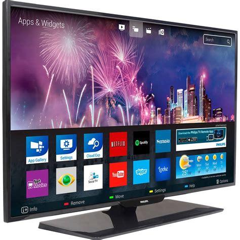 Tv Led Hartono Electronic smart tv led 43 philips 43pfg5100 americanas