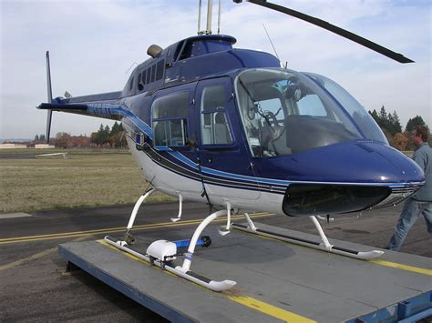 Helicopter Bell 206 Immersive Mount On Bell 206 Helicopter Imc Helicopter Mount On Bell 206 Fliegen