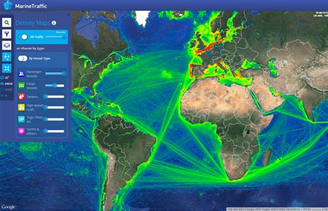 ship route map marinetraffic tracks marine vessels with google maps eft