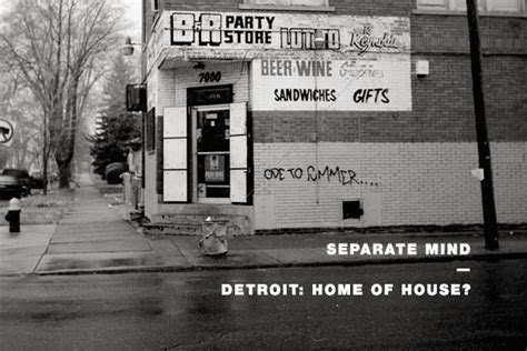detroit house music separate mind detroit home of house juno plus