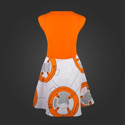 Imported Usa Loungefly X Wars Wallet Bb8 For for fans by fans wars bb8 skater dress
